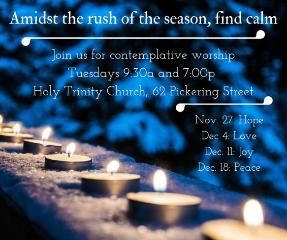Advent worship (2)