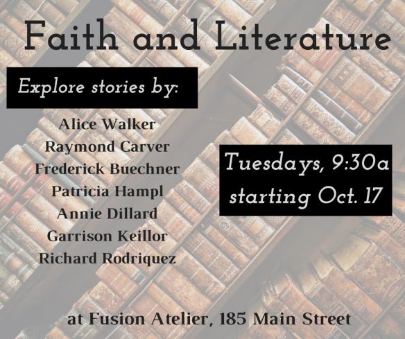Faith and Literature