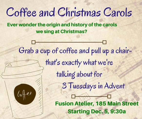 Coffee and Christmas Carols (1)