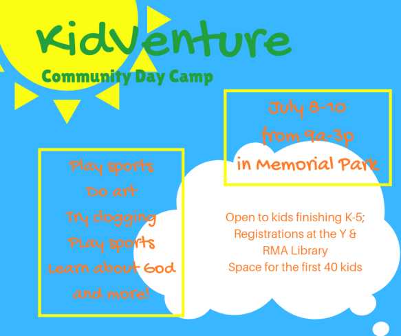 Day Camp Facebook