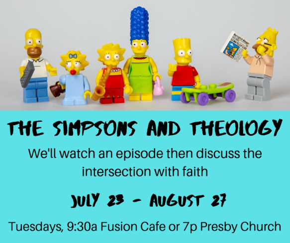 The Simpsons and Theology