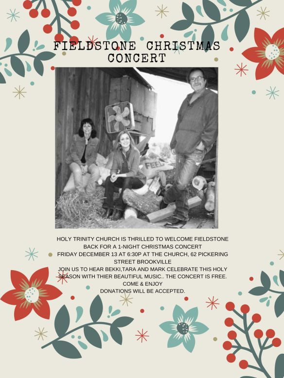 Fieldstone Christmas concert