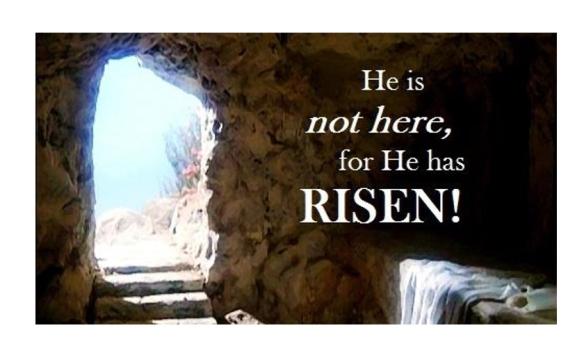 He is Risen_1